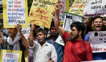 ftii row govt gets tough asks students focus on...