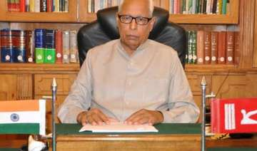 jammu and kashmir inching towards governor s rule...