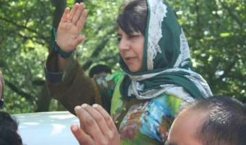 government with pdp in j k soon hints bjp - India...