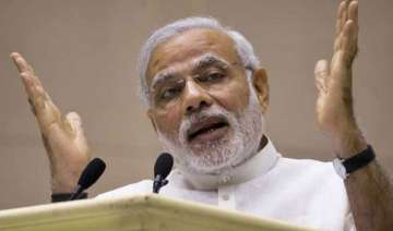 pm modi meets cabinet colleagues ahead of 1st...