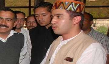 himachal clash virbhadra singh s son gets...