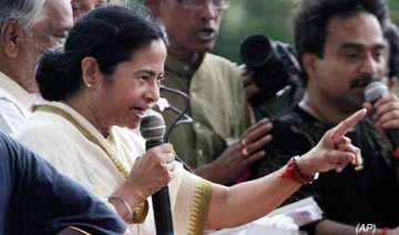mamata banerjee s convoy hit by lorry in east...
