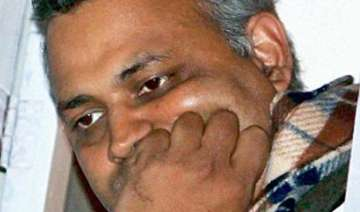 somnath bharti seeks bail claims it s a bjp...