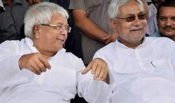 lalu yadav nitish kumar launches counter...