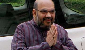 amit shah holds meeting with delhi bjp leaders -...