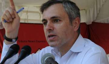 omar abdullah hits out at pm modi for silence on...