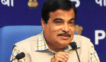 don t rely on god or government gadkari advises...
