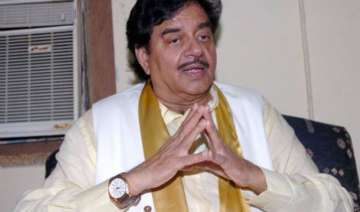bjp is my first and last party says shatrughan...
