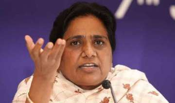 mayawati ridicules up cm for encouraging use of...