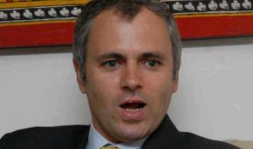 j k omar abdullah lashes out at pdp - India TV