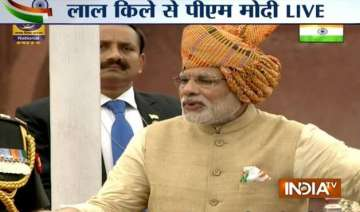 8 issues that pm modi addressed in i day speech...