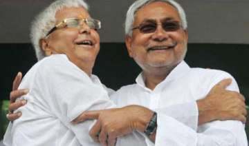 lalu prasad to accept nitish as cm candidate in...