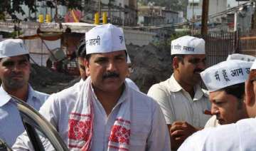 farmer suicide aap accuses rajnath of lying -...