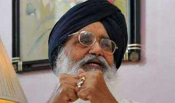 badal attacks congress over its proposed sit ins...