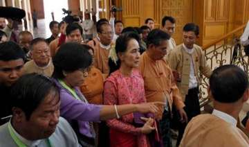myanmar parliament begins new session dominated...