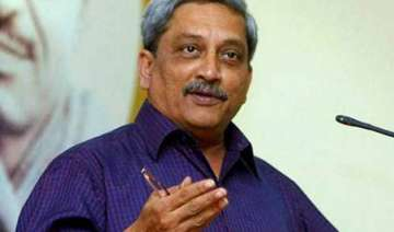 i prefer to ignore it says manohar parrikar on...