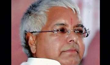 lalu in vanguard in ls for salary hike - India TV