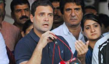 ftii row govt blames rahul gandhi for...