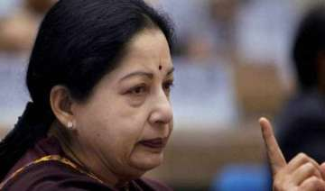 petition filed in sc to restrain jaya from...