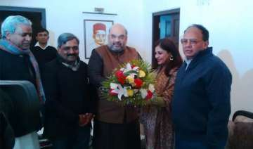 delhi polls shazia ilmi meets amit shah likely to...