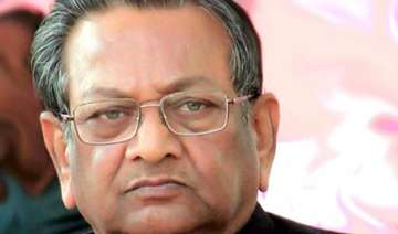 bjp mp says not asked to quit parliamentary panel...