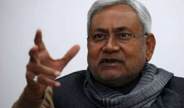 no backing off from merger of six parties nitish...