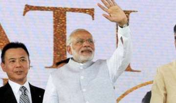 pm modi has violated model code by remarks on...