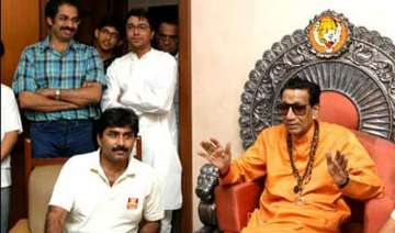 shiv sena was reminded of bal thackeray s meeting...