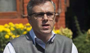 omar takes swipe at pm s foreign policy - India TV