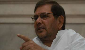 sharad yadav says merger is a done deal - India TV