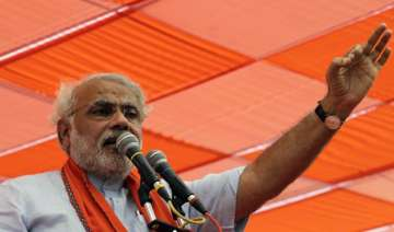 india tv and c voter opinion poll modi all set to...