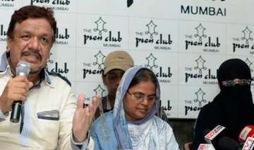 ishrat jahan uncle rauf lala says only partial...