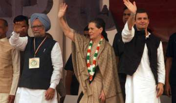 isolated congress trying to energise partymen in...