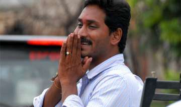 jagan continues fast on seventh day - India TV