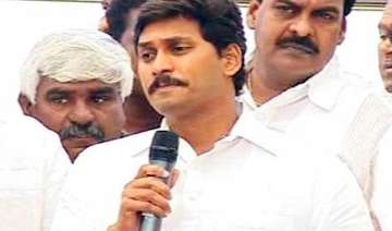 jagan his mother launch campaign for may 8...