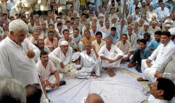 jat leaders welcome reservation in central list...
