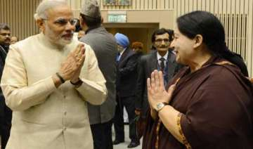 jayalalithaa to meet narendra modi today may join...