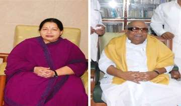 karunanidhi jayalalithaa keep fingers crossed -...