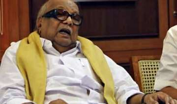 karunanidhi turns 89 - India TV