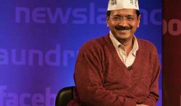 kejriwal asks tv anchor to play up sections of...