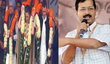 kejriwal asks how much cash given to people to...