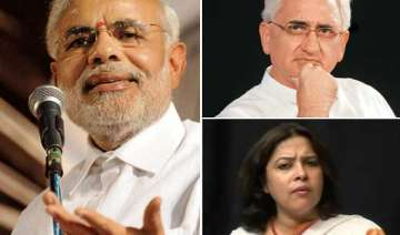 khurshid calls modi a frog bjp describes the...