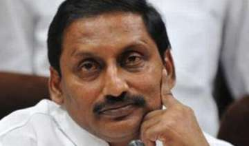 kiran reddy to decide on new party - India TV
