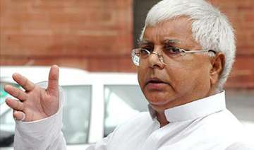 lalu prasad disqualified from lok sabha - India TV