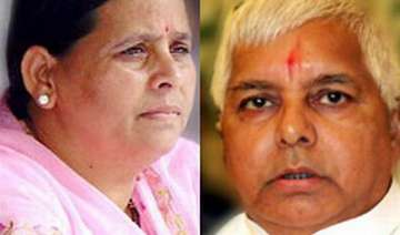 rabri devi to lead rjd asks workers to keep unity...