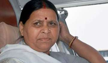lalu is a hero and will remain a hero rabri -...