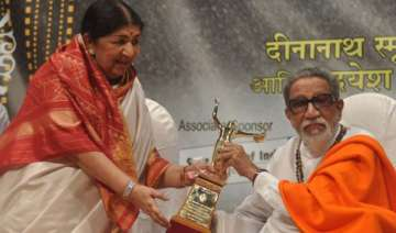 lata calls on bal thackeray huge concerns over...