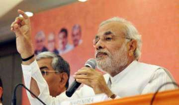 live reporting modi says rahul lecturing as if he...