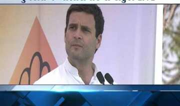 live reporting rahul gandhi compares modi with...