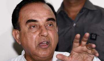 loc attacks we must get ready for war says swamy...